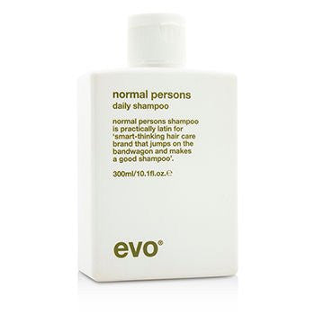 Evo Normal Persons Shampoo, 10.1 Ounce