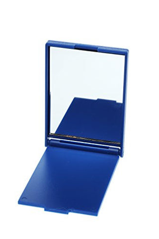 1 Pocket Mirror in ASSORTED Colors (BLUE) by Baumgarten's