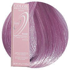 Ion Color Brilliance Brights Semi-permanent Hair Color Rose