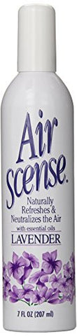 Air Scense Natural Air Freshener, Lavender, 7 Ounce