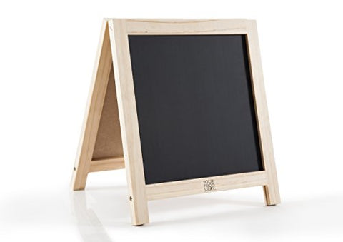 Magnetic Double Sided Chalkboard Easel