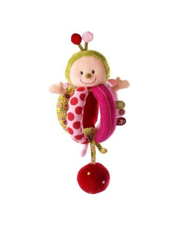 Lilliputiens, Soft Liz Rattle and Activity Ball
