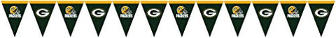 Creative Converting Green Bay Packers Flag Banner Decoration