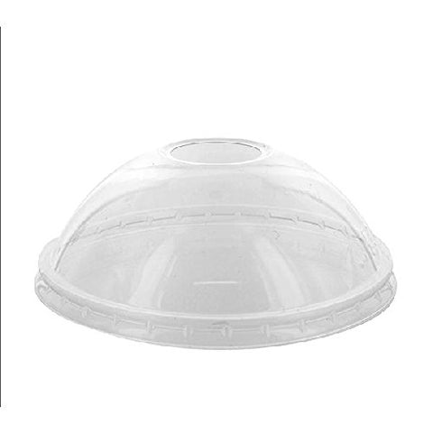 PackNWood 210GKLDZ114 Clear Dome Lid - 500 per case