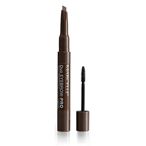 Marcelle Duo Eyebrow-Pro, Brunette, 3 Gram