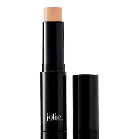 Jolie Creme Foundation Stick Full Coverage Makeup Base (Country Beige)