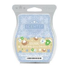 Scentsy Eggnog Bar Wickless Candle Tart Wax 3.2 Oz