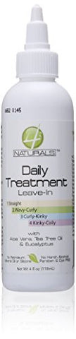 4 Naturals Daily Treatment, 4 Ounce