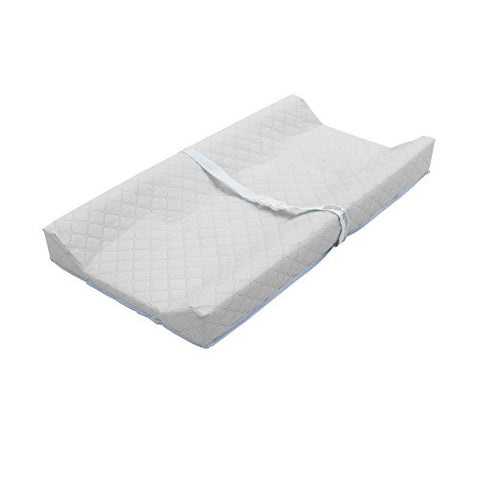 LA Baby Combo Pack with 32'' Contour Changing Pad and White Terry Cover