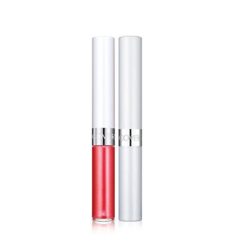 COVERGIRL Outlast Illumia All-Day Moisturizing Lip Color Radiant Red 730, .13 oz