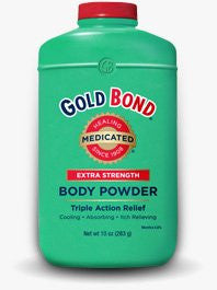 Gold Bond Extra Strength Medicated Body Powder 10 Oz