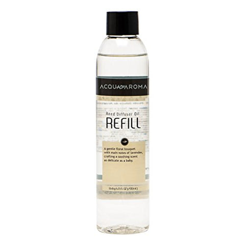 Acqua Aroma Baby Collection Reed Diffuser Oil Refill 6.8 FL OZ (200mL)