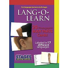 Lang-O-Learn: Body Parts