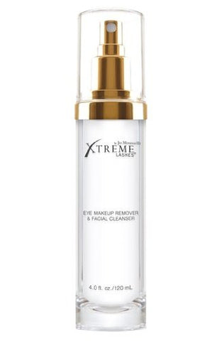 Xtreme Lashes Eye Makeup Remover and Facial Cleanser (120mL)