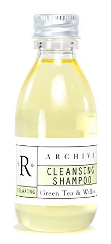 Archive Essentials Green Tea & Willow Cleansing Shampoo 45ml, Set of 9