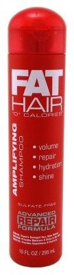 Samy Fat Hair 0 Calories Amplifying Shampoo 10oz