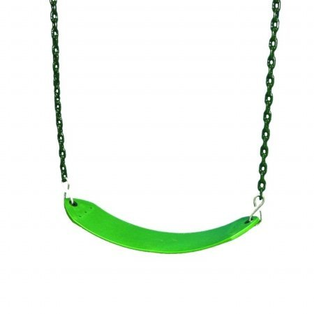 Gorilla Playsets Deluxe Swing Belt Color: Green