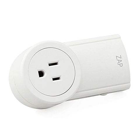 Etekcity Single Outlet Receiver for Wireless Remote Control, White (1Rx)