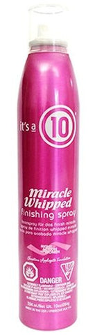 Its A 10 Miracle Whipped Finishing Spray, 10 Ounce