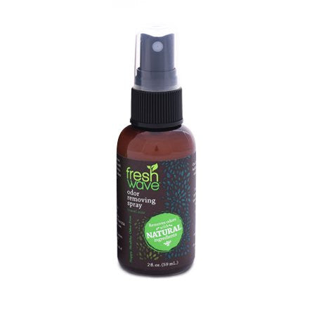 Fresh Wave Natural Odor Eliminator Travel Spray, 2-Ounce Bottles