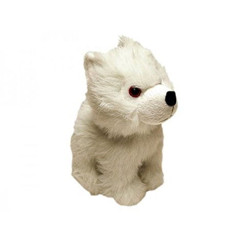 Factory Entertainment Game of Thrones Direwolf Cub Ghost Plush