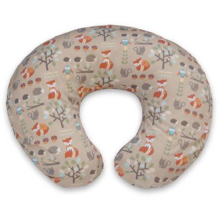 Original Boppy Pillow Slipcover, Fox Forest