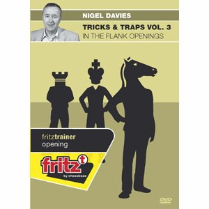 Nigel Davies: Trick & Traps Vol. 3 – in the Flank Openings