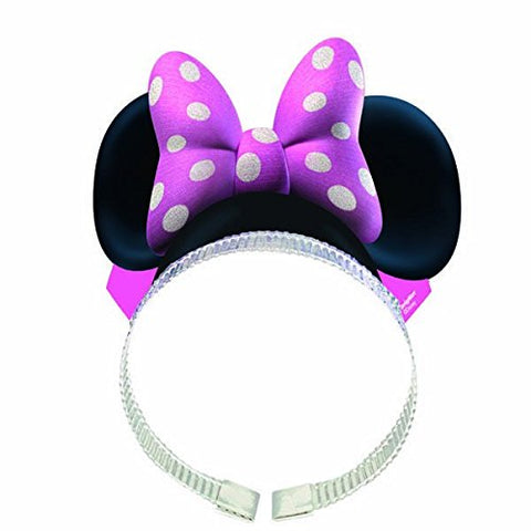 Minnie Mouse Ears w/ Bows