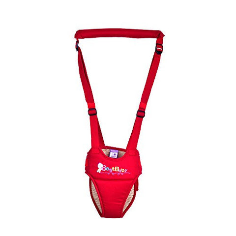 MIFASOO MH2001 Adjustable Safety Baby Harness (Red)