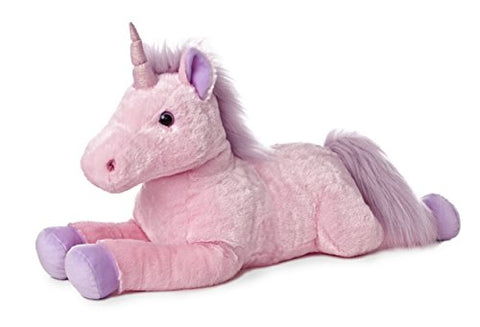 Aurora World Super Flopsie Celestia Unicorn Plush