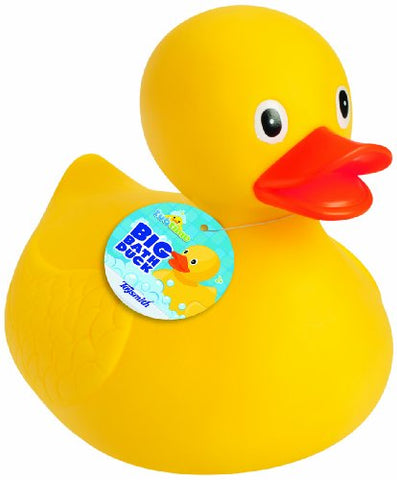 Toysmith Big Bath Duck (8.5-Inch)