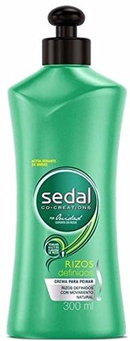 Sedal Obedient Leave in Conditioner for Curly Hair 10.5oz