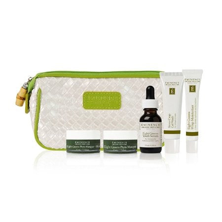 Eminence Eight Greens Starter Set by Eminence Organic Skin Care