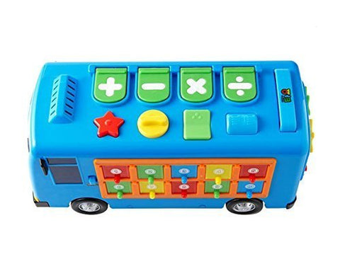 Little Bus Tayo [Smart Little Bus Tayo] Tayo the Little Bus Pop up Surprise Pals Musical Toy - Great Gift Toys for the Little Ones