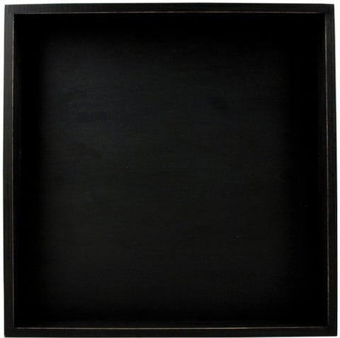 7Gypsies Shadow Box, 12 x 1234;, Black