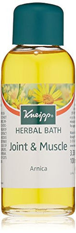 Kneipp Herbal Bath, Joint & Muscle, Amica, 3.38 fl. oz.