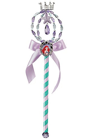 Disguise Ariel Classic Disney Princess The Little Mermaid Wand, One Color