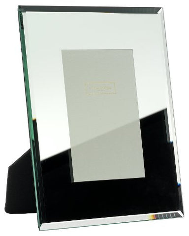 Addison Ross, Mirror Photo Frame, 4x6 , 8mm Small Bevel, 4 x 6 Inches