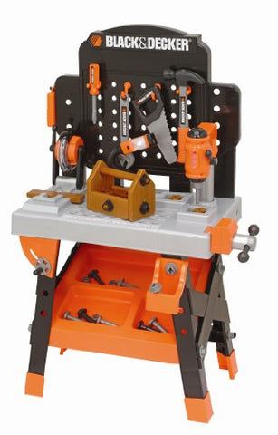 Black And Decker Junior Power Tool Workshop (Closed Box) [Amazon Exclusive]
