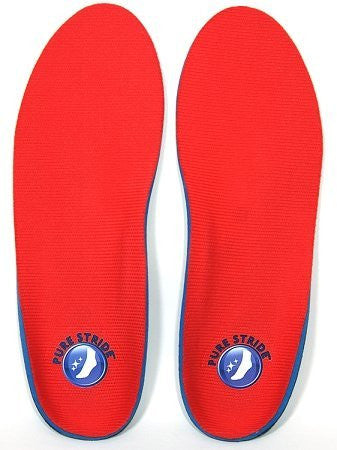 Full Length PURE STRIDE Orthotics MEN 7-7 1/2, Women 9-9 1/2