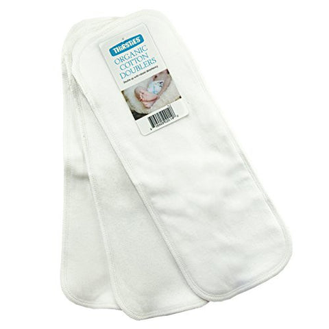 Thirsties Cotton Doubler, Newborn