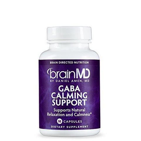 Dr. Amen Gaba Calming Support Reduce Stress