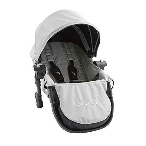 Baby Jogger City Select Second Seat Kit, Silver