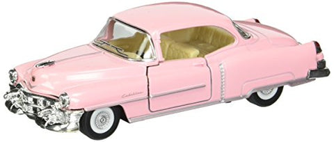1953 Cadillac Series 62 Coupe 1/43 Pink