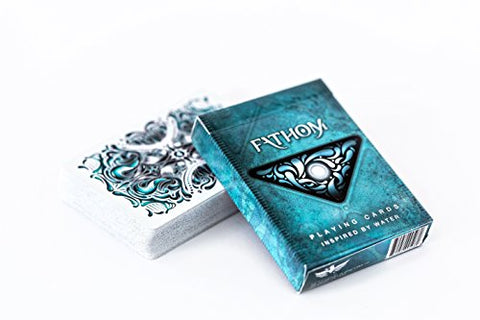 FATHOM Playing Cards Deck by Ellusionist