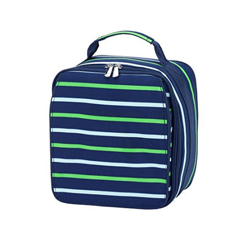 Insulated Water Resistant Lunch Bag (Shoreline)