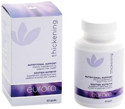 Eufora Hair Thickening Nutritional Support (60 Capsules)