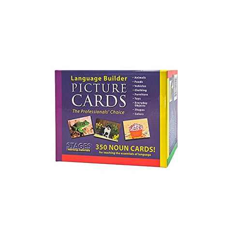 Language Builder: Picture Cards