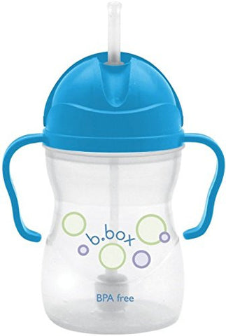 B. Box Essential Sippy Cup - Blueberry - 8 oz