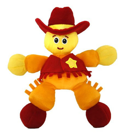 Giggle Toys Duke The Cowboy, Yellow